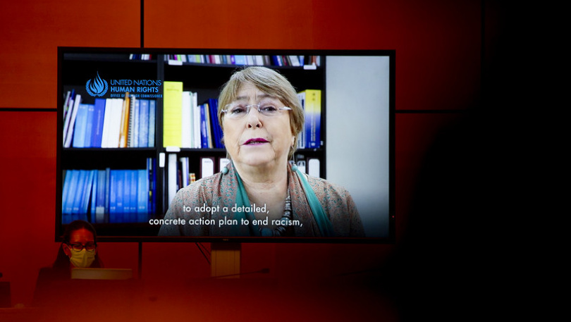 Human rights council michelle bachelet